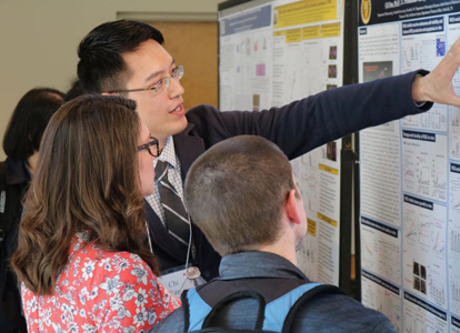 scientific retreat poster session